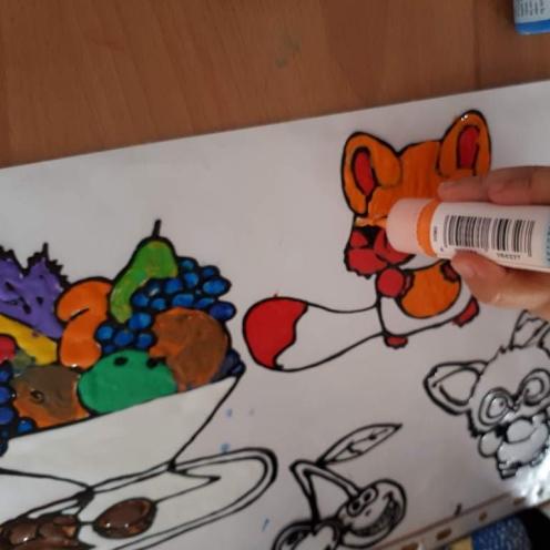 ErdnussFrosch Window Color