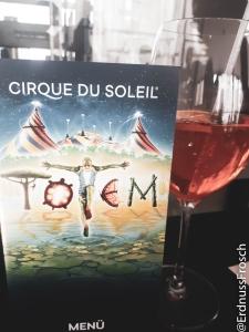 Totem Cirque du soleil Wien Motel One