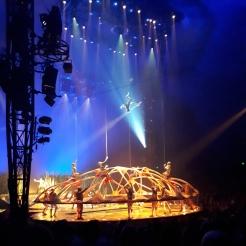 Cirque du soleil Wien Totem