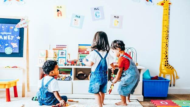 offener Kindergarten ErdnussFrosch