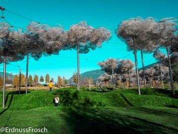 Swarovski_Kristallwelten_Wolke